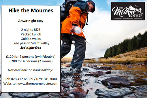Hike the Mournes