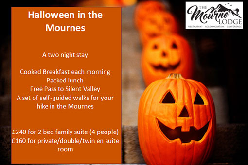 Halloween In The Mournes