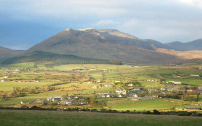 A day's cycle in the Mournes